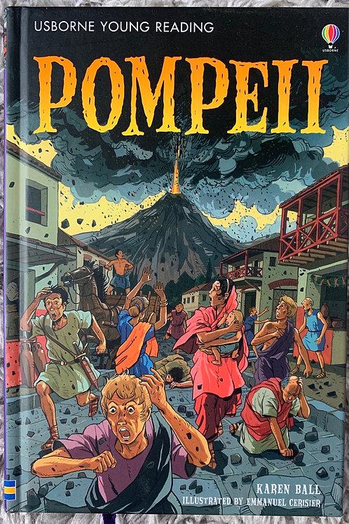 Usborne Young Reading Pompeii