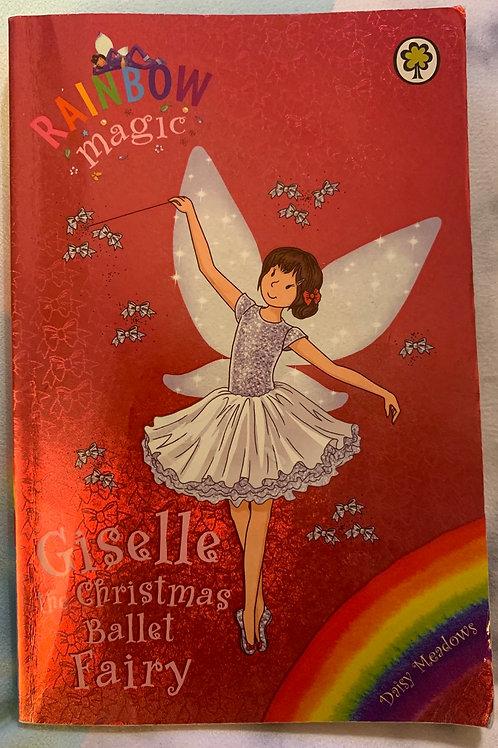 Magic Rainbow Giselle The Christmas Fairy