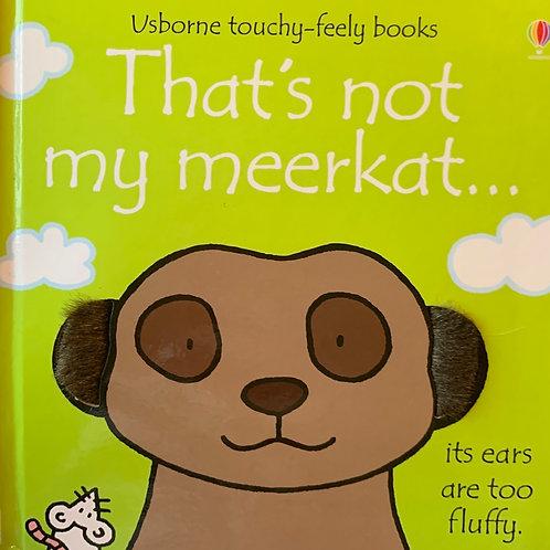 That's not my Meerkat....