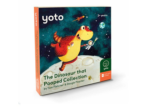 The Dinosaur that Pooped Collection by Tom Fletcher & Dougie Poynter Audio Cards