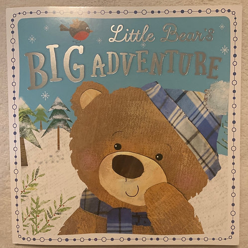 Little Bears Big Adventure
