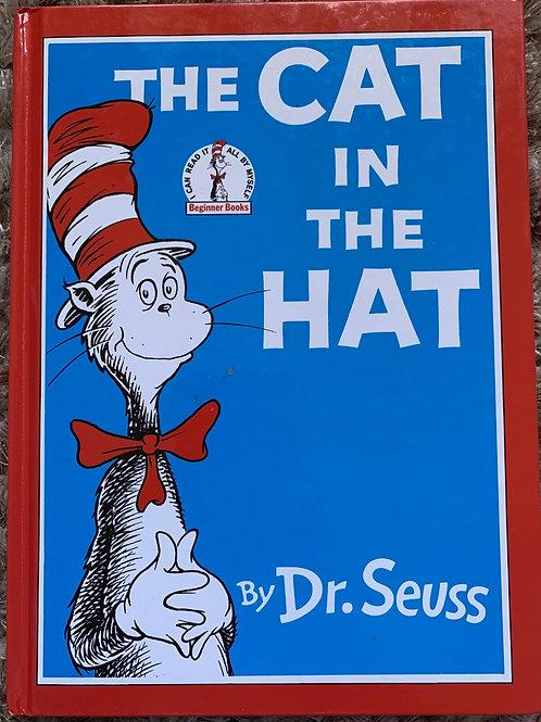 Cat in the Hat hardback  - Dr Seuss