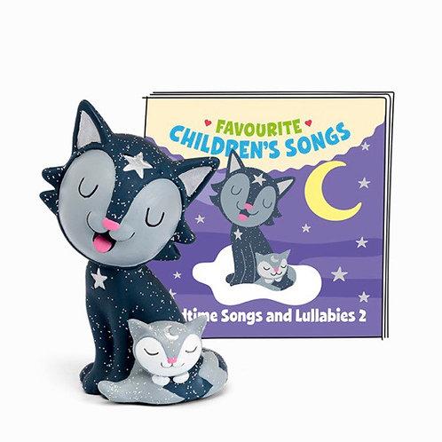 Tonies Favourite Children's Songs Bedtime Stories and Lullabies 2