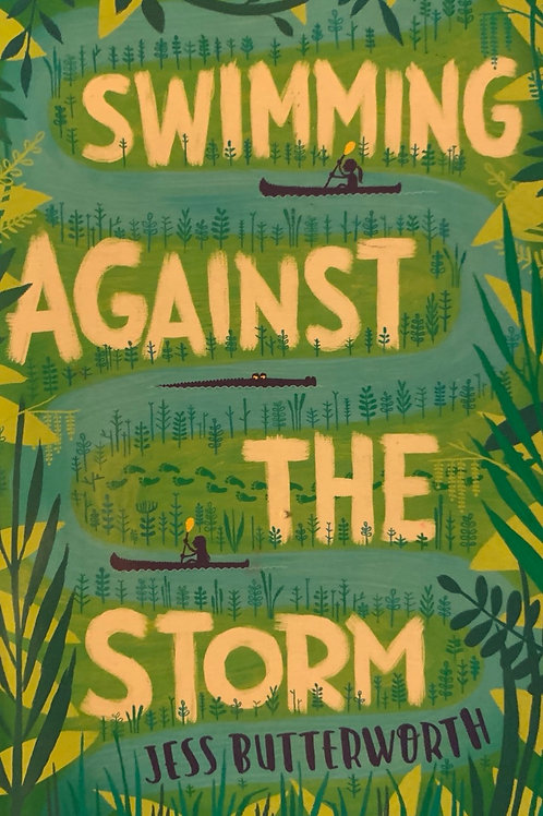 Swimming Against The Storm ( Jess Butterworth )