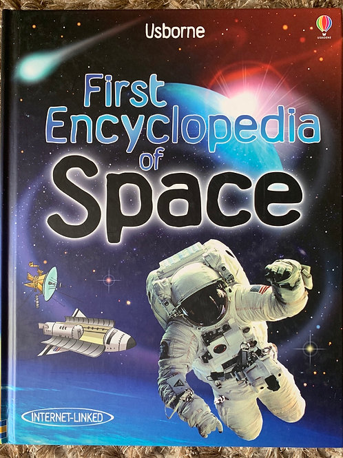 Usborne First Encylopedia of Space