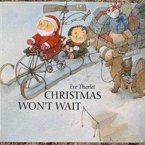 Christmas Won't Wait