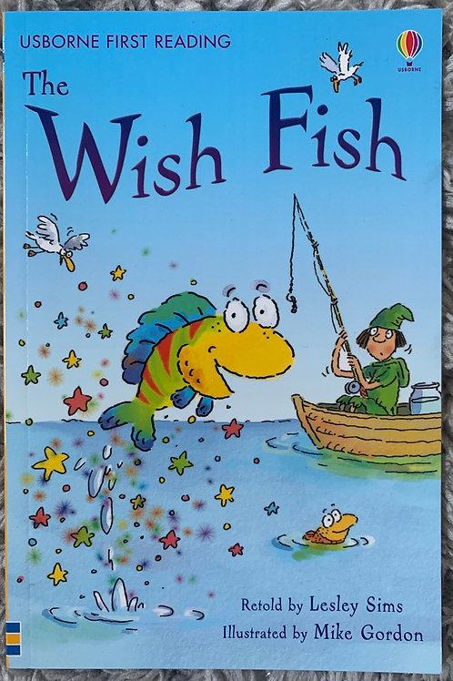 Usborne First Reader The Wish Fish