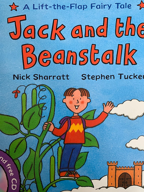 Jack and the Beanstalk No CD