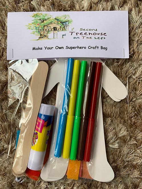 Make Your Own Superhero Craft Kit