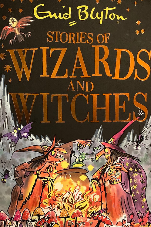 Stories of Wizards and Witches ( Enid Blyton)
