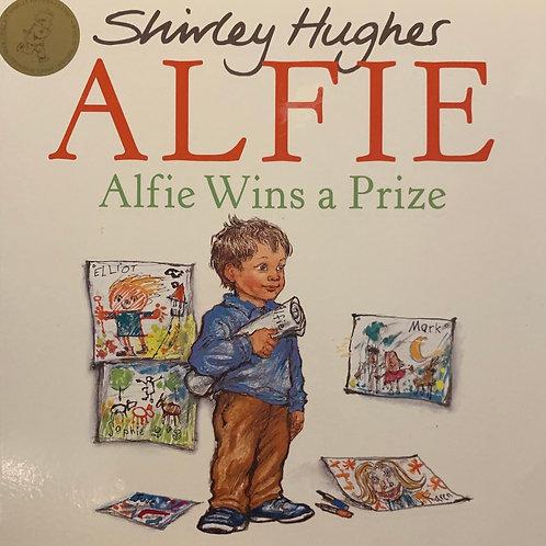 Alfie Wins a Prize ( Shirley Hughes )