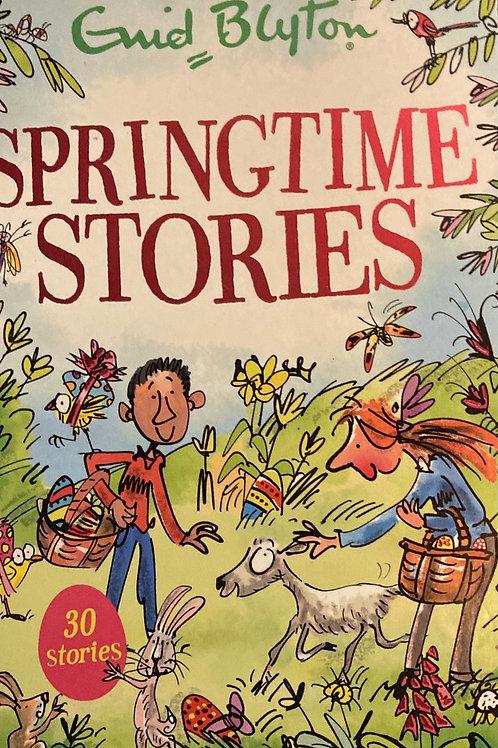 Springtime Stories ( Enid Blyton )