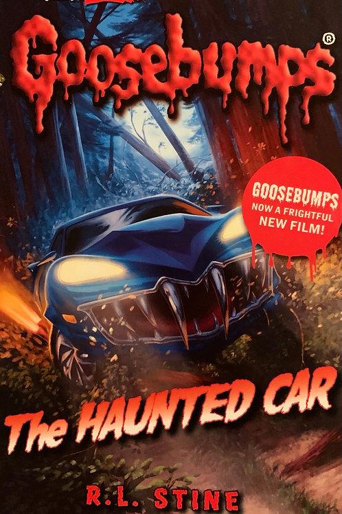 Goosebumps The Haunted Car ( R.L Stine )