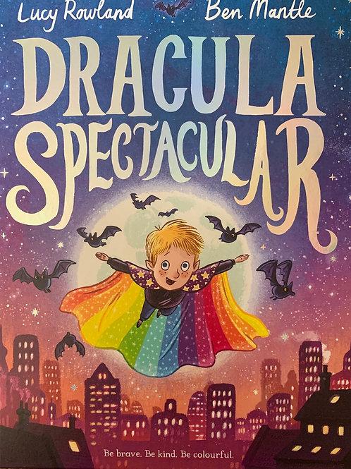 Dracula Spectacular Hardback Lucy Rowland