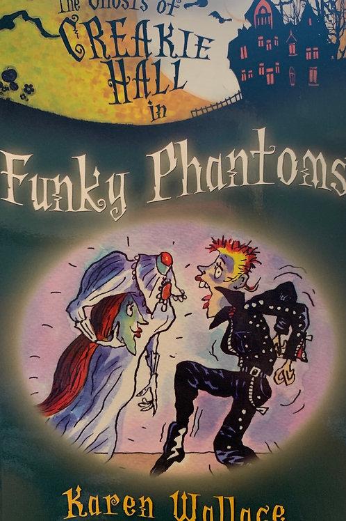 The Ghost of Creakie Hall in Funky Phantoms