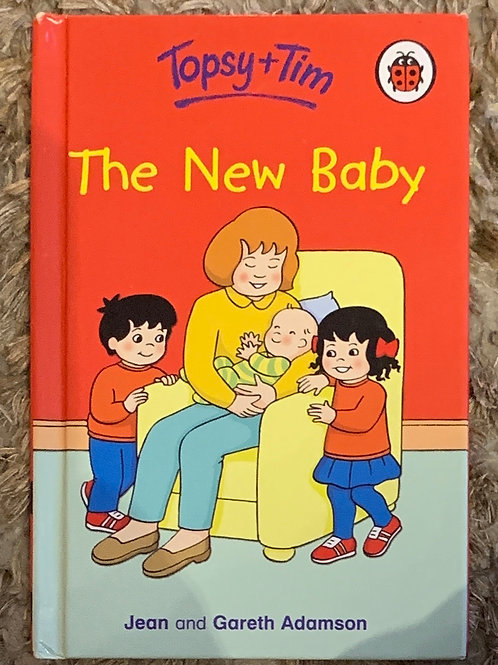 Topsy + Tim The New Baby