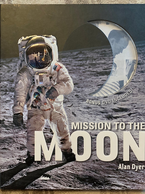 Mission To The Moon Hardback