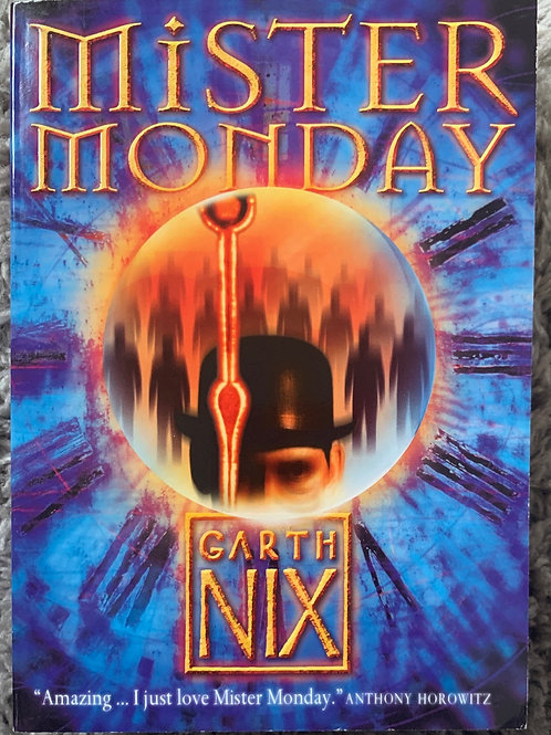 Mister Monday (Garth Nix)