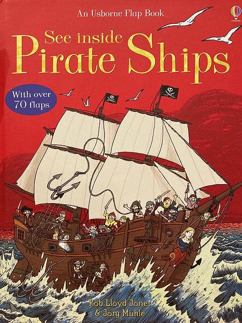 An Usborne Flap Book See inside Pirate Ships