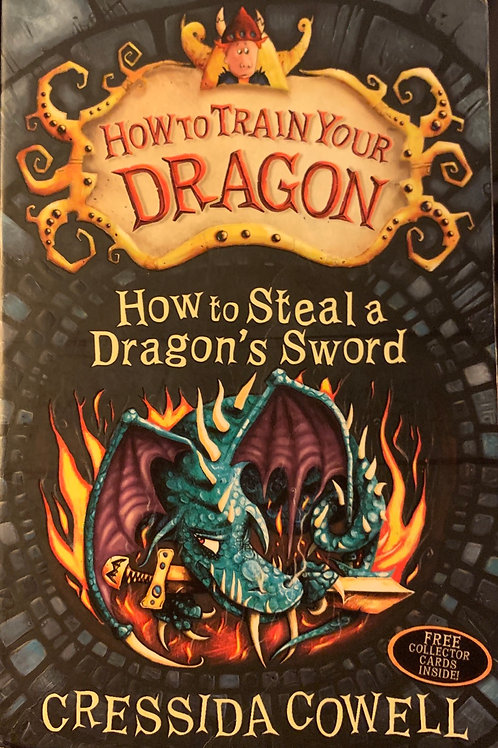 How to Train your Dragon - How to Steal a Dragon's Sword