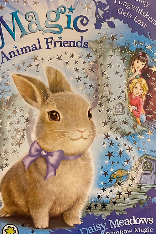 Magic Animal Friends Lucy Longwhiskers Gets Lost