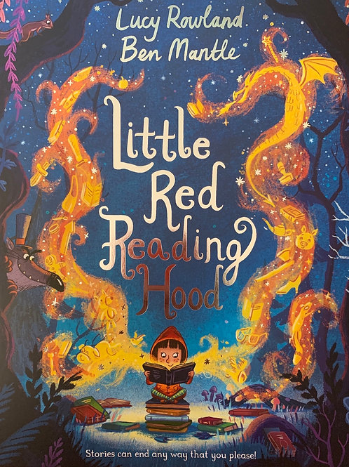 Little Red Riding Hood Lucy Rowland