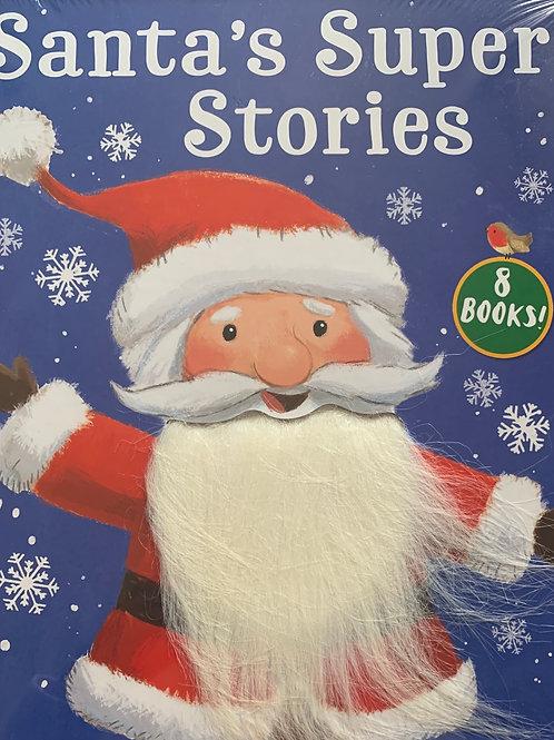 Santa's Super Stories 8 Book Boxset