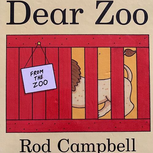 Dear Zoo Boardbook