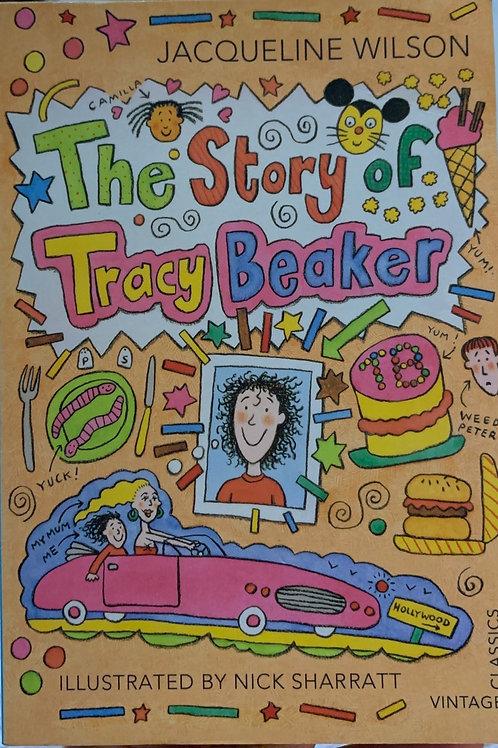 The Story of Tracy Beaker -Jacqueline Wilson