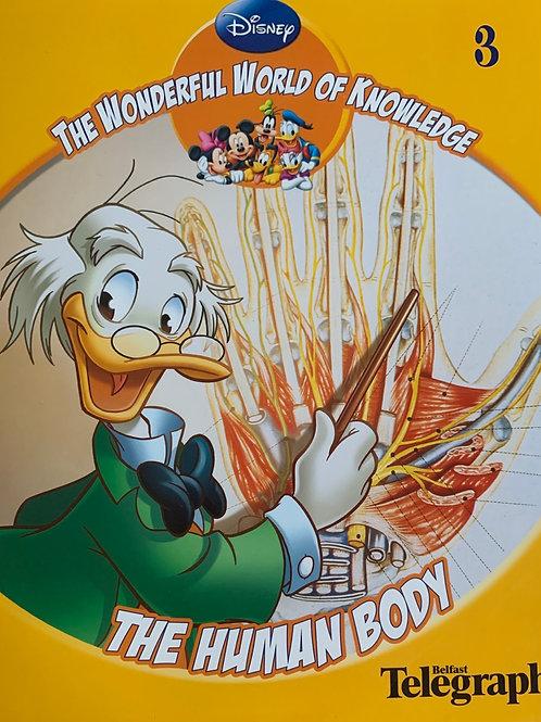 Disney's The Wonderful World of Knowledge - The Human Body