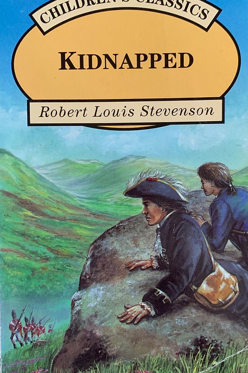 Kidnapped Children's Classics (Robert Louis Stevenson)
