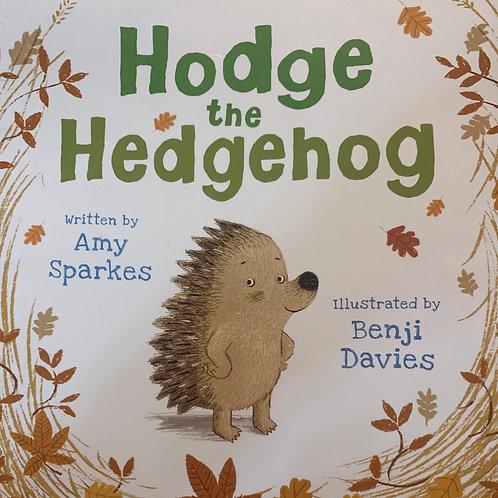 Hodge the Hedgehog