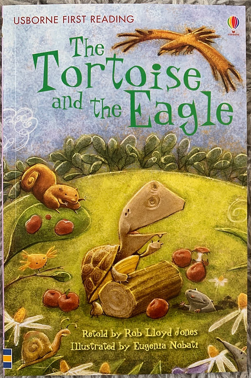 Usborne First Reading The Tortoise and the Eagle