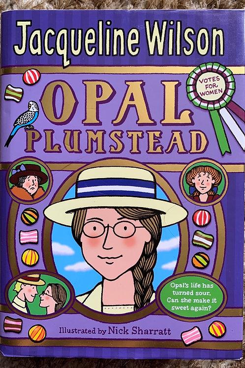 Opal Plumstead Hardback - Jacqueline Wilson