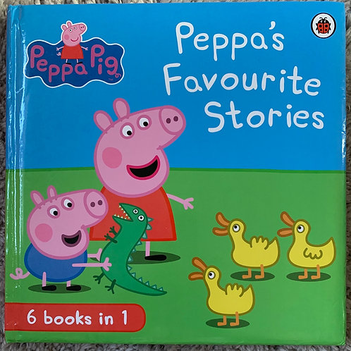 Peppa Pig Peppa's Favourite Stories