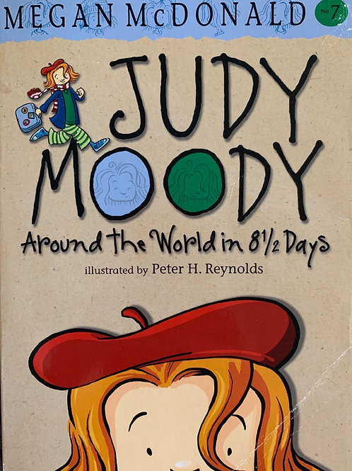 Judy Moody Around the World in 81/2 Days