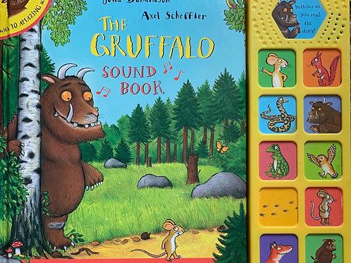 The Gruffalo Sound Book