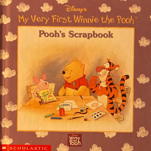 My First Winnie the Pooh Pooh's Scrapbook