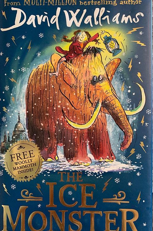 The Ice Monster David Walliams