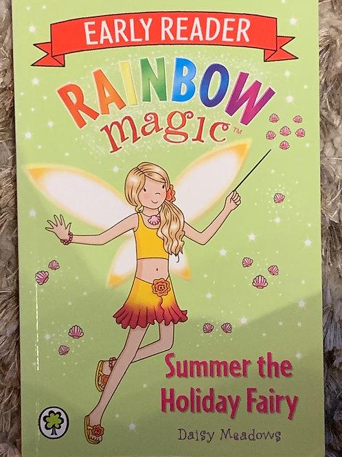 Rainbow Magic - Summer the Holiday Fairy