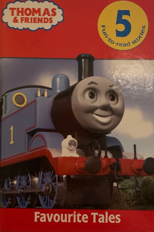 Thomas and Friends Favourite Tales