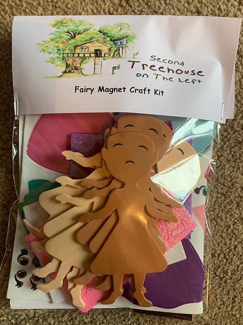 Fairy Magnet Craft Kit