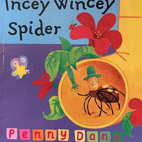 Incey Wincey Spider