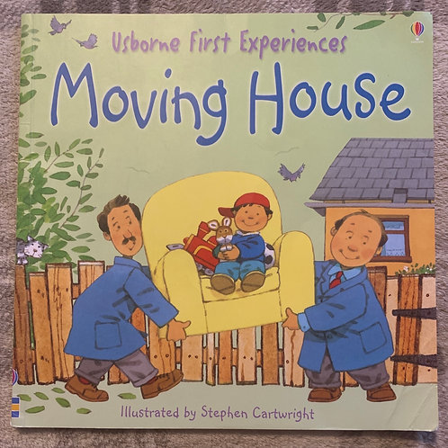 Moving House Usborne First Experiences