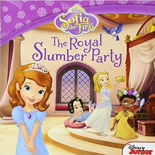 Sophia the First - The Royal Slumber Party