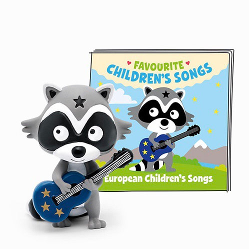 Tonies Favourite Children's Songs - European Songs