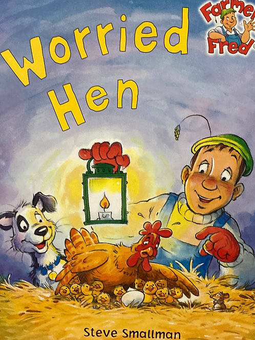 Worried Hen