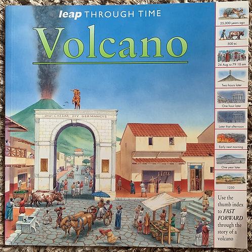 Leap Through Time - Volcano
