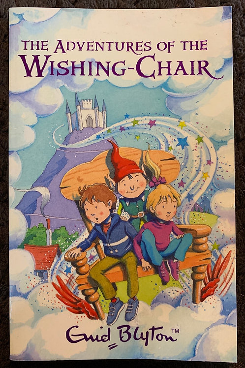 The Adventure of the Wishing - Chair