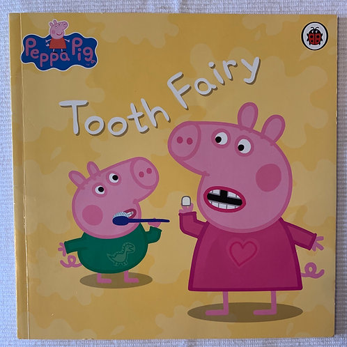 Peppa Pig Tooth Fairy